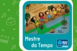 Mestre do Tempo – Livro do Professor